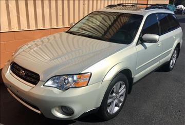 2007 Subaru Outback for sale in Tacoma, WA
