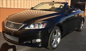 2011 Lexus IS 350C for sale in Tacoma, WA