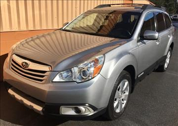 2011 Subaru Outback for sale in Tacoma, WA