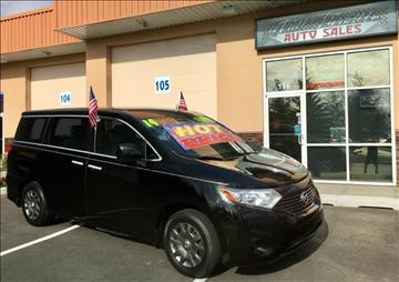 2014 Nissan Quest for sale in Tacoma, WA