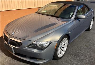 2009 BMW 6 Series for sale in Tacoma, WA