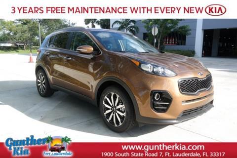 2018 Kia Sportage for sale in Fort Lauderdale, FL