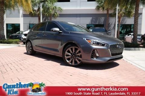 2018 Hyundai Elantra GT for sale in Fort Lauderdale, FL
