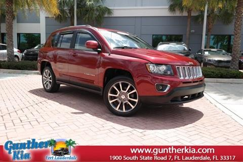 2014 Jeep Compass for sale in Fort Lauderdale, FL