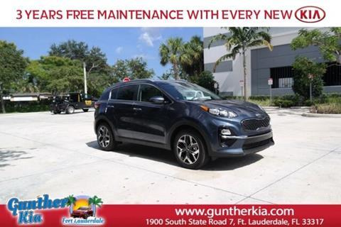 2020 Kia Sportage for sale in Fort Lauderdale, FL