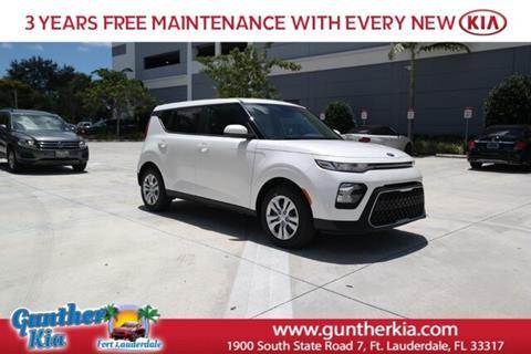 2020 Kia Soul for sale in Fort Lauderdale, FL