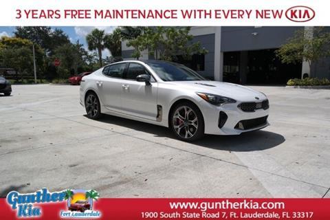 2019 Kia Stinger for sale in Fort Lauderdale, FL