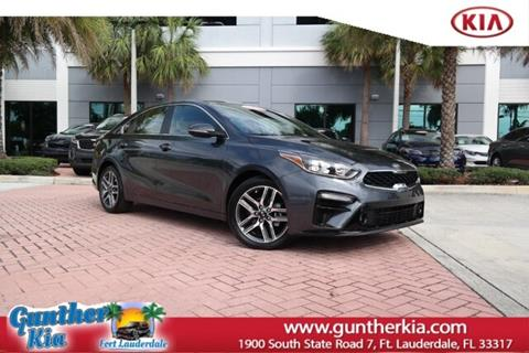 2019 Kia Forte for sale in Fort Lauderdale, FL