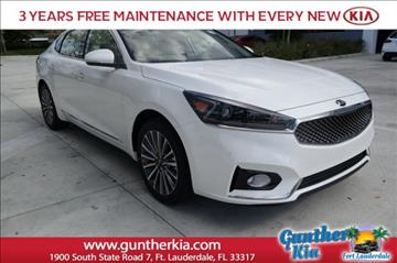 2017 Kia Cadenza for sale in Fort Lauderdale, FL