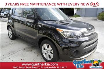 2017 Kia Soul for sale in Fort Lauderdale, FL