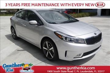 2017 Kia Forte for sale in Fort Lauderdale, FL
