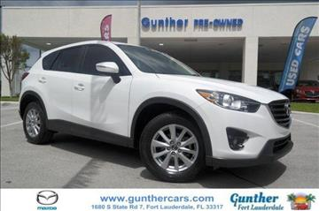 2016 Mazda CX-5 for sale in Fort Lauderdale, FL