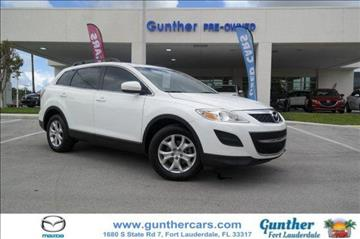 2012 Mazda CX-9 for sale in Fort Lauderdale, FL
