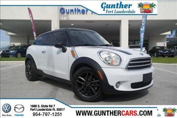 2013 MINI Paceman for sale in Fort Lauderdale, FL