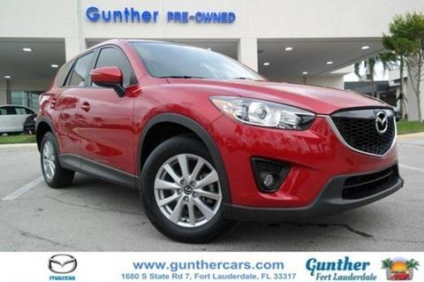 2015 Mazda CX-5 for sale in Fort Lauderdale, FL