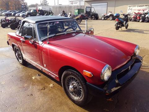1977 MG Midget for sale in Norfolk, VA