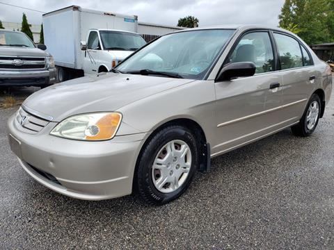 2001 Honda Civic for sale in Norfolk, VA