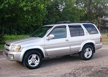 2002 Infiniti QX4 for sale in Tallahassee, FL