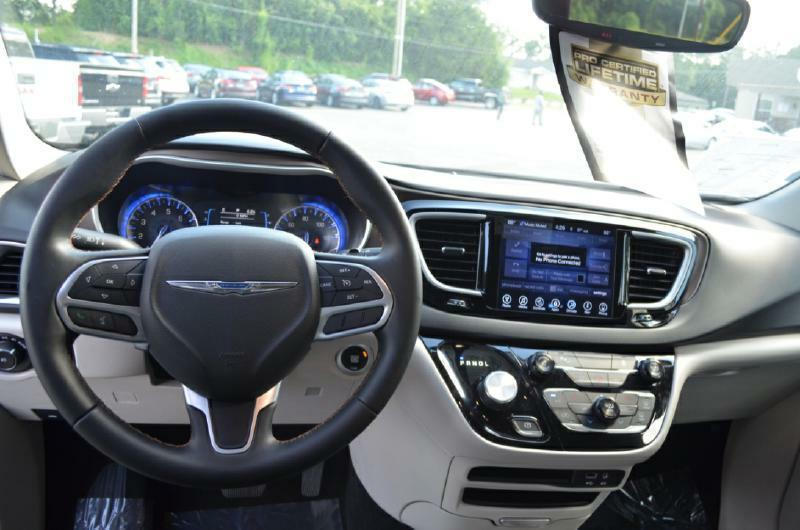 2017 Chrysler Pacifica for sale at C & H AUTO SALES in Troy AL