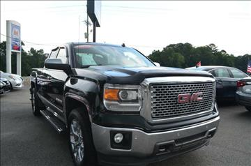 2014 GMC Sierra 1500 for sale at C & H AUTO SALES in Troy AL