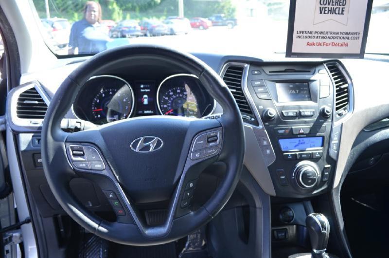 2014 Hyundai Santa Fe for sale at C & H AUTO SALES in Troy AL