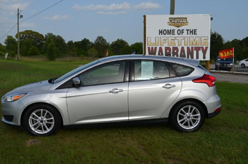 2015 Ford Focus for sale at C & H AUTO SALES - Daleville in Daleville AL