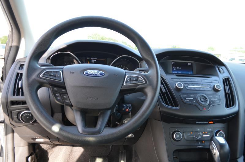 2015 Ford Focus for sale at C & H AUTO SALES - Daleville in Daleville AL