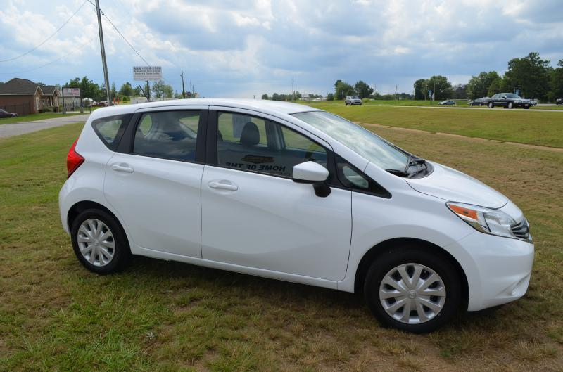 2016 Nissan Versa Note for sale at C & H AUTO SALES - Daleville in Daleville AL