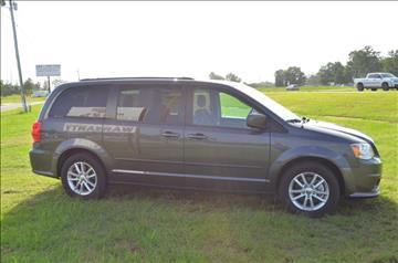 2016 Dodge Grand Caravan for sale at C & H AUTO SALES - Daleville in Daleville AL