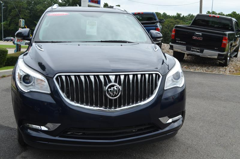 2017 Buick Enclave for sale at C & H AUTO SALES in Troy AL