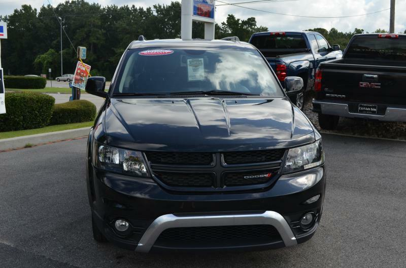 2017 Dodge Journey for sale at C & H AUTO SALES in Troy AL