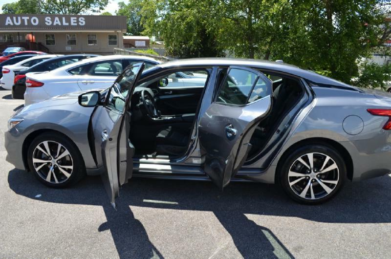 2016 Nissan Maxima for sale at C & H AUTO SALES in Troy AL