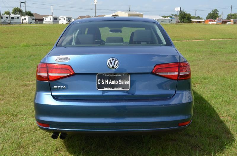 2015 Volkswagen Jetta for sale at C & H AUTO SALES - Daleville in Daleville AL