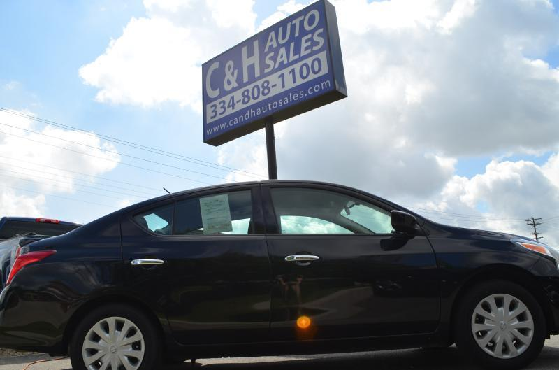 2016 Kia Sportage for sale at C & H AUTO SALES in Troy AL