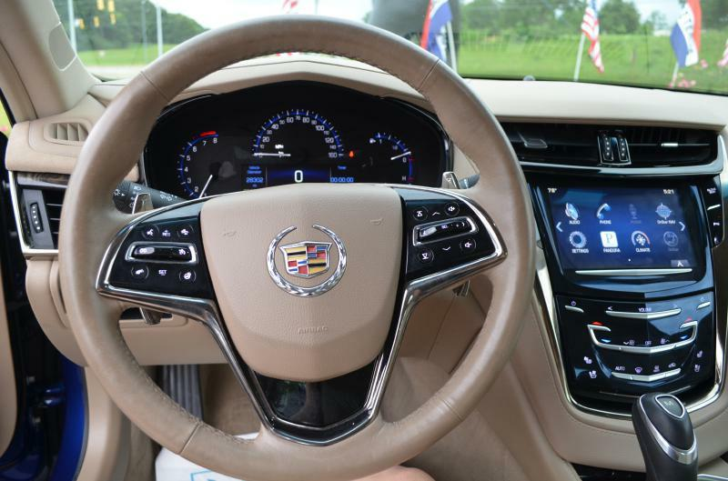 2014 Cadillac CTS for sale at C & H AUTO SALES in Troy AL
