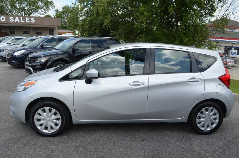 2016 Nissan Versa Note for sale at C & H AUTO SALES in Troy AL