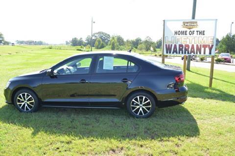 2016 Volkswagen Jetta for sale in Daleville, AL