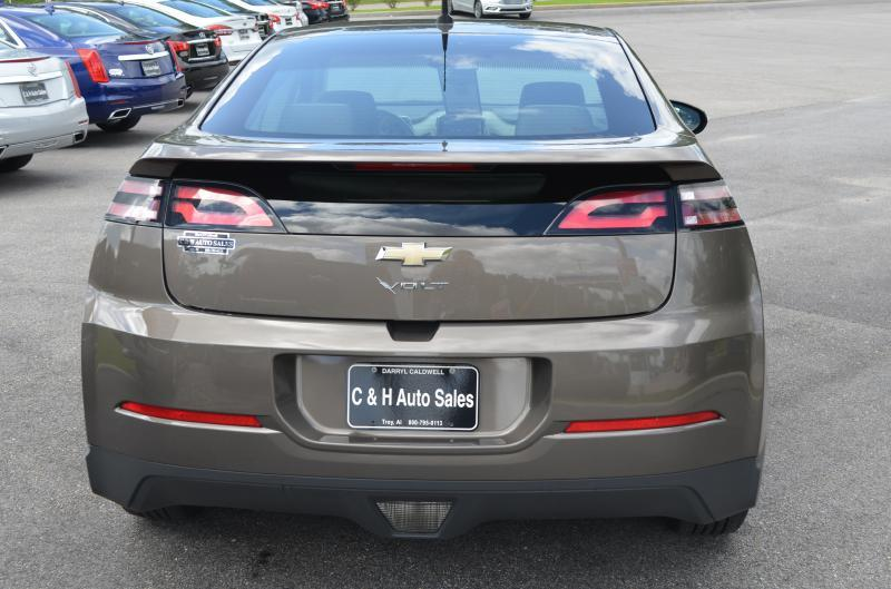 2014 Chevrolet Volt for sale at C & H AUTO SALES in Troy AL