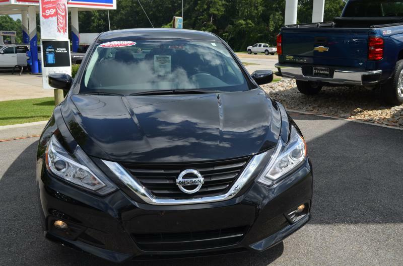 2017 Nissan Altima for sale at C & H AUTO SALES in Troy AL