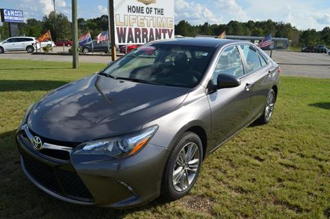 2017 Toyota Camry for sale in Daleville, AL