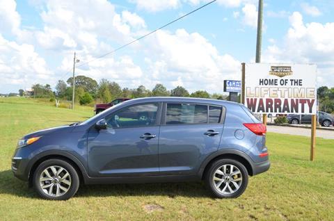 2016 Kia Sportage for sale in Daleville, AL