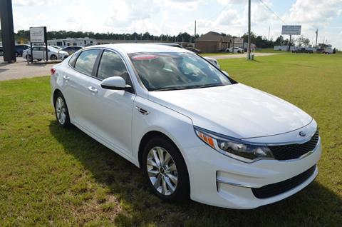 2016 Kia Optima for sale in Daleville, AL