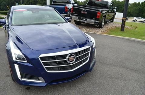 2014 Cadillac CTS for sale in Troy, AL