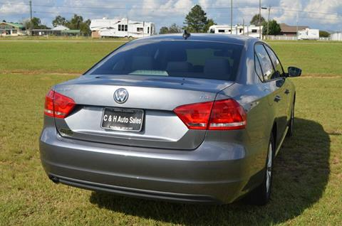 2014 Volkswagen Passat for sale in Daleville, AL