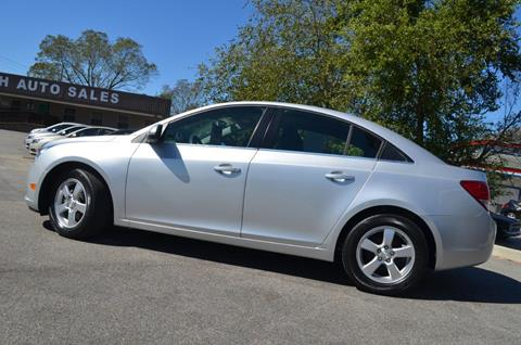 2014 Chevrolet Cruze for sale in Troy, AL