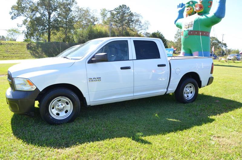2014 RAM Ram Pickup 1500 for sale at C & H AUTO SALES in Troy AL
