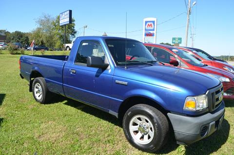 2010 Ford Ranger for sale at C & H AUTO SALES in Troy AL