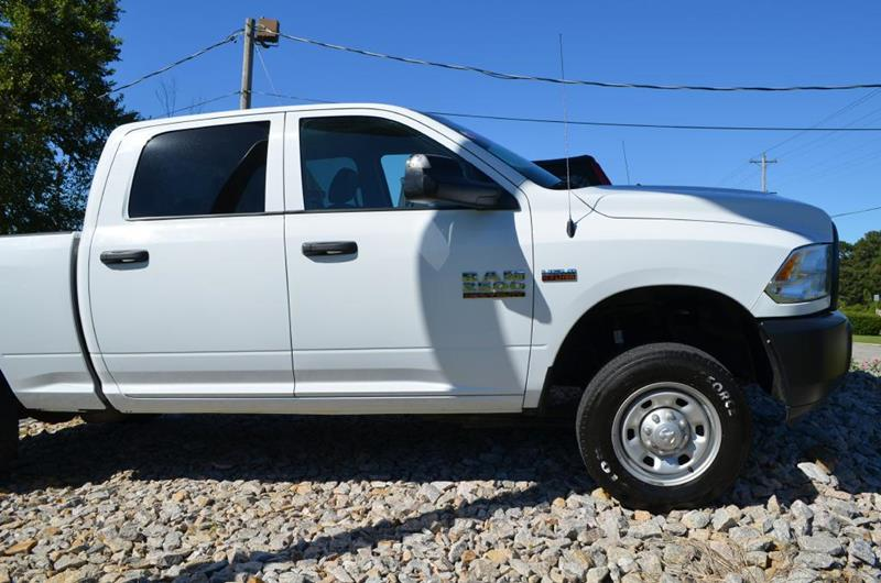 2016 RAM Ram Pickup 2500 for sale at C & H AUTO SALES in Troy AL
