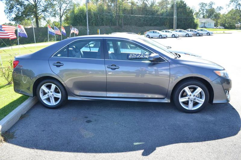 2014 Toyota Camry for sale at C & H AUTO SALES - Daleville in Daleville AL