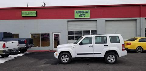 2011 Jeep Liberty for sale in Pocatello, ID